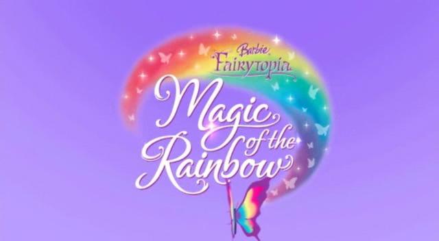 Barbie Fairytopia: Magic of the Rainbow (2007)