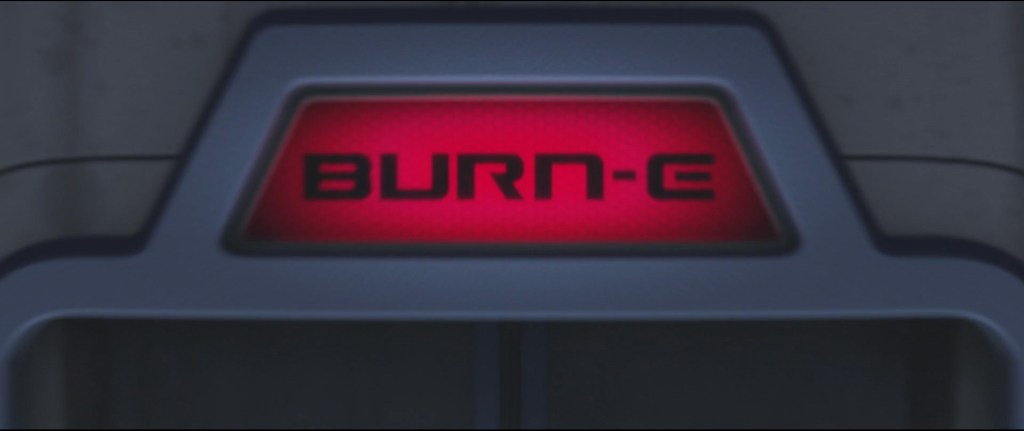 Pixar Shorts: BURN-E (2008)