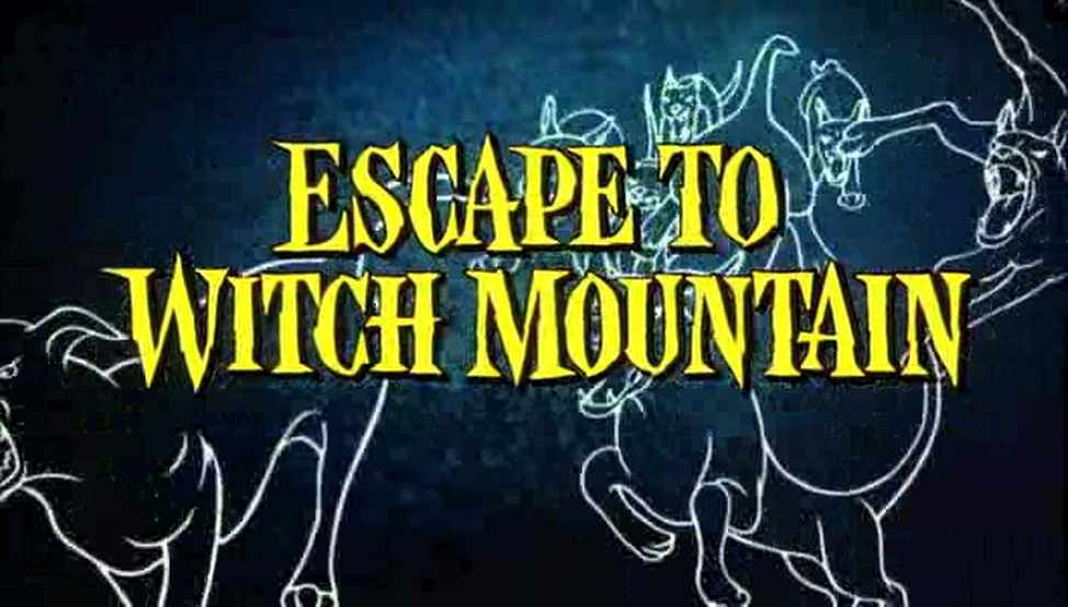 Escape to Witch Mountain (1975)