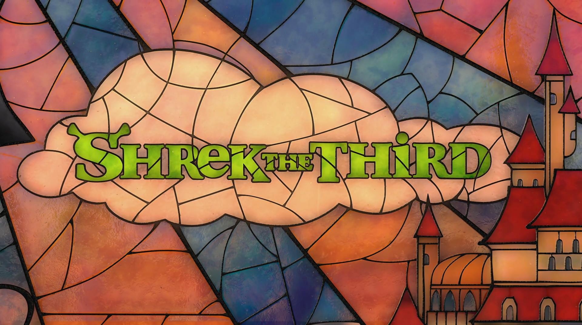 Shrek The Third 2007 Animation Screencaps