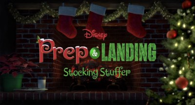Prep & Landing Stocking Stuffer: Operation: Secret Santa (2010)