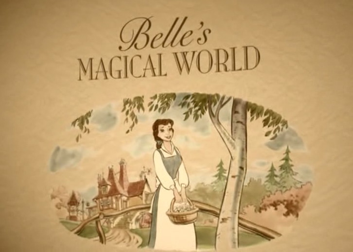Belle's Magical World (1998)