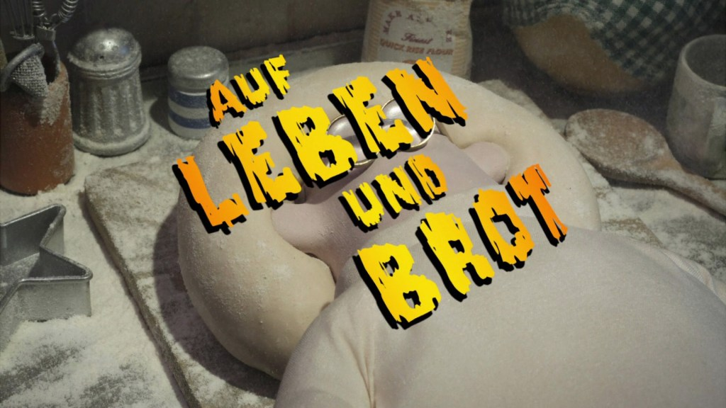 Wallace and Gromit in 'A Matter of Loaf and Death' (2008)