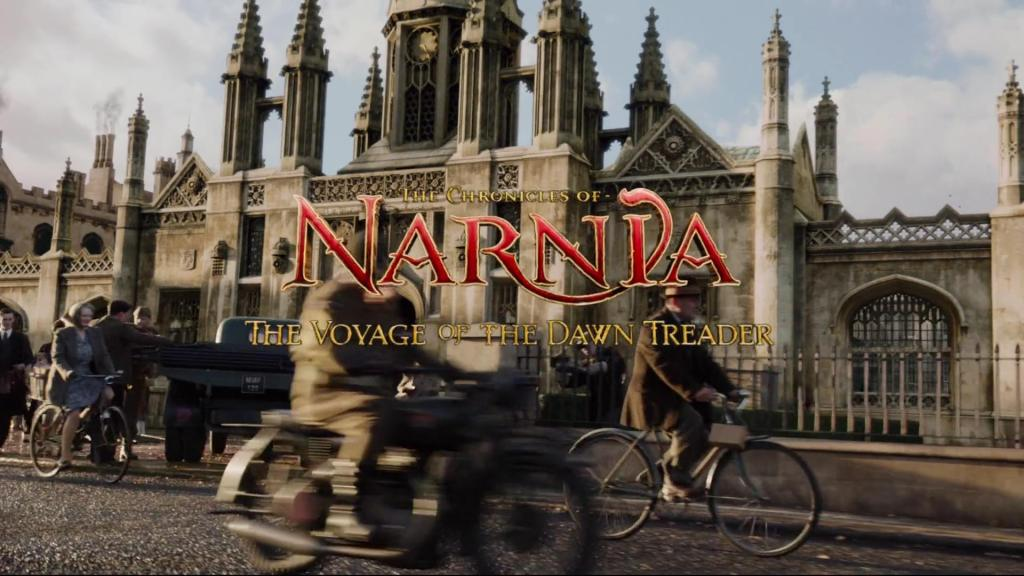 The Chronicles of Narnia: The Voyage of the Dawn Treader (2010)