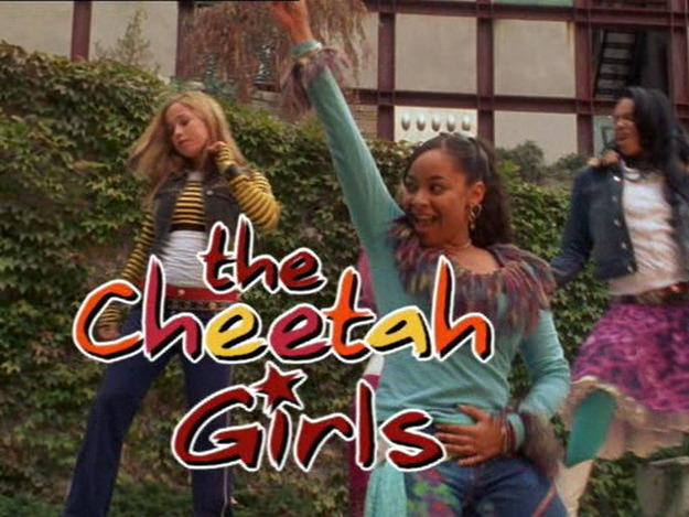 The Cheetah Girls (2003)
