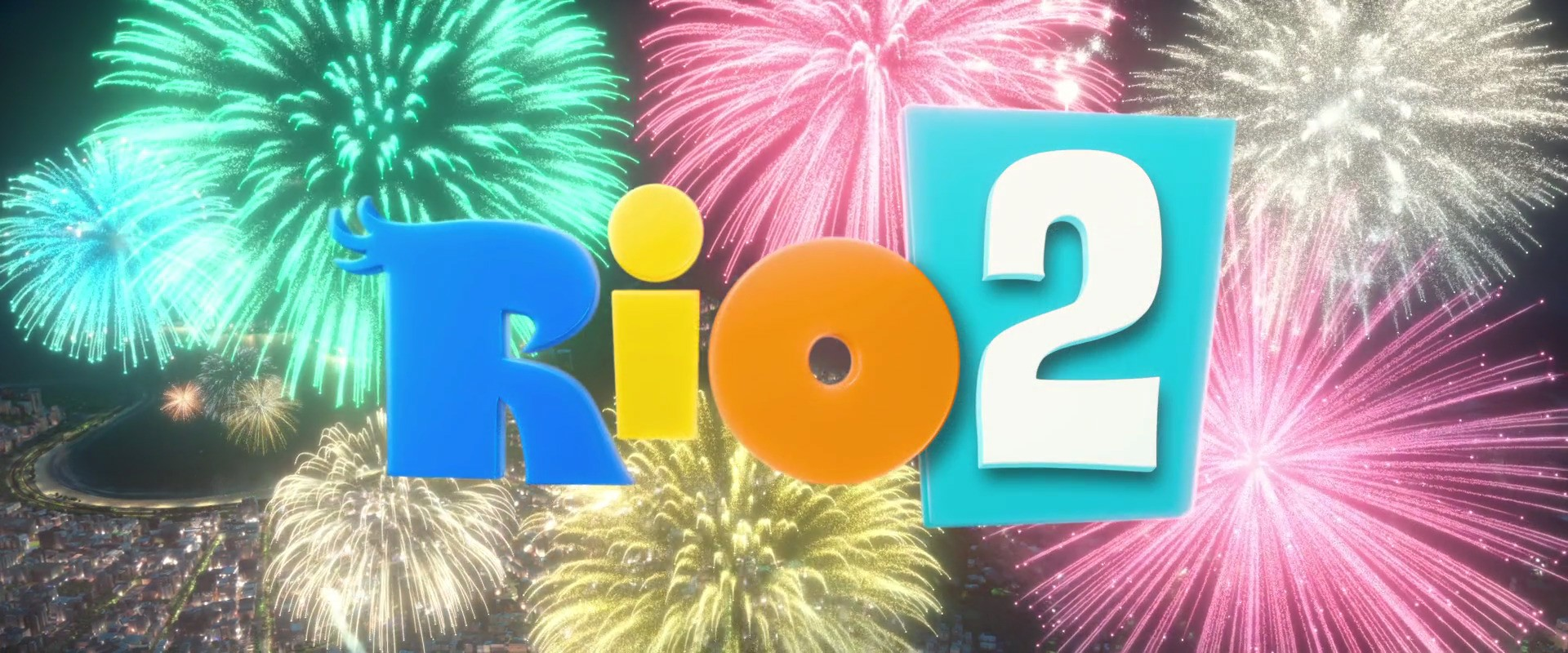 Rio 2 2014 Animation Screencaps