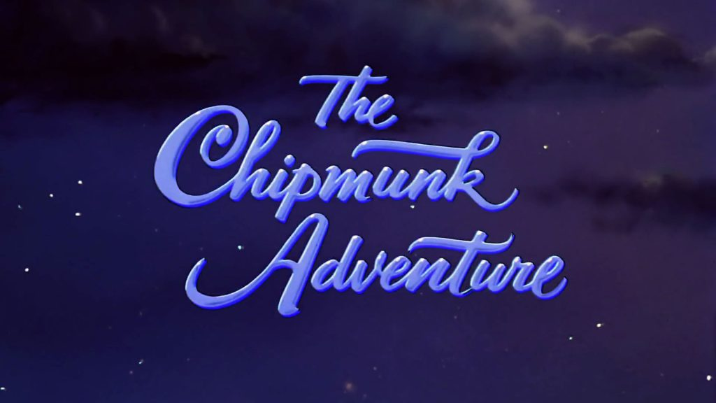 The Chipmunk Adventure (1987)