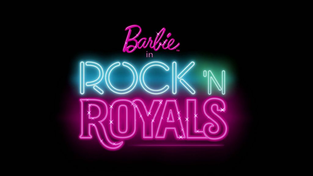 Barbie in Rock 'N Royals (2015)