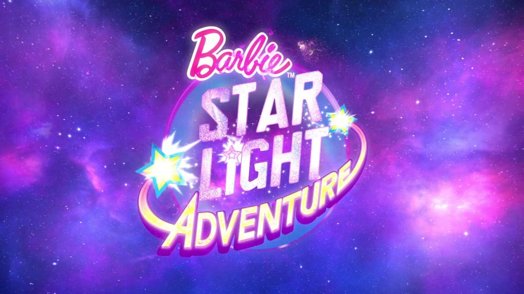 Barbie: Star Light Adventure (2016)