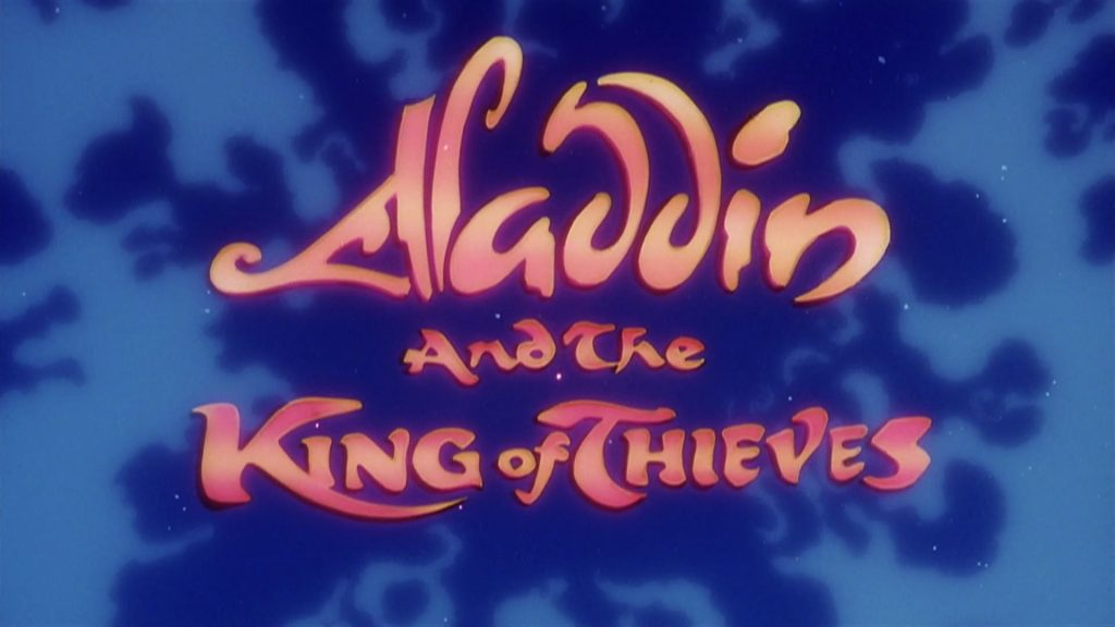 Aladdin and the King of Thieves (1996) 1080p