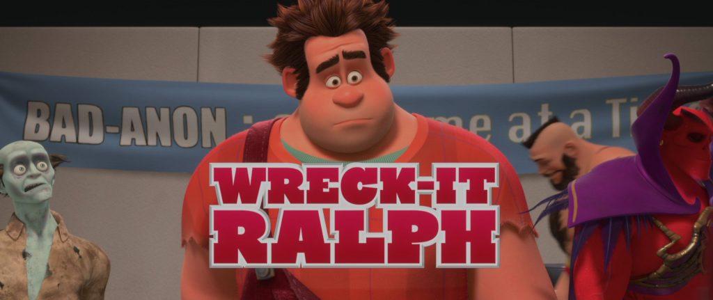 Wreck-It Ralph (2012) [4K]