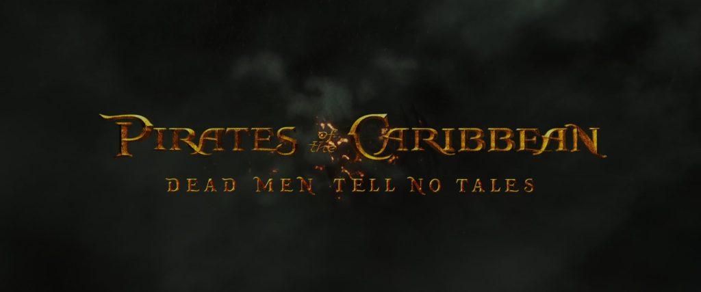 Pirates of the Caribbean: Dead Men Tell No Tales (2017) [4K]