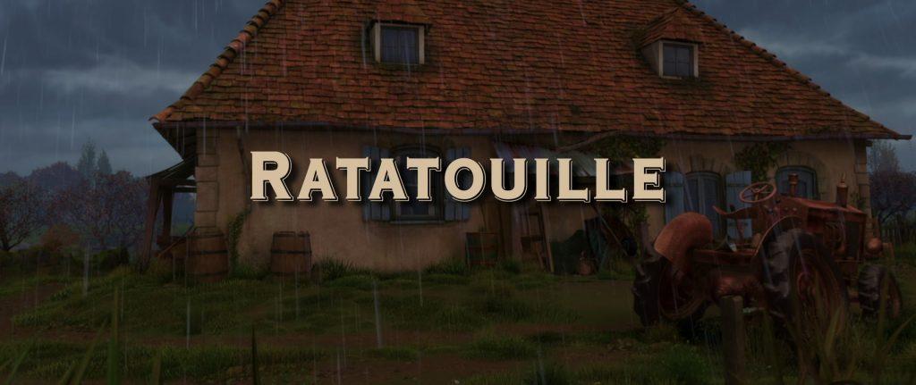 Ratatouille (2007) [4K]