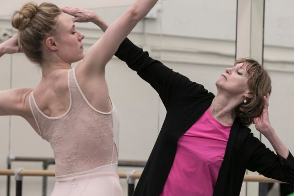 A Balanchine Muse and Star Returns to New York City Ballet