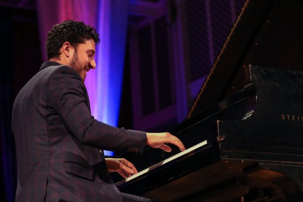 Emmet Cohen Wins the American Pianists Association's Grand Prize