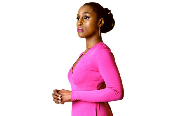 Issa Rae Is Learning to Make Her Big Voice Heard