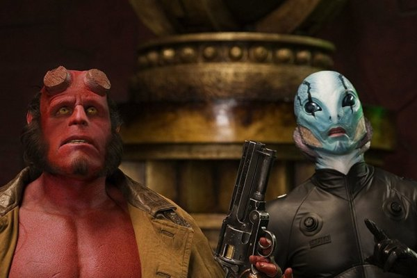 What's on TV Thursday: 'Hellboy' and 'Black Summer'