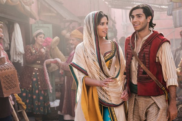 'Aladdin' Gives Disney Another Live-Action Hit