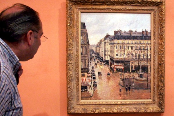 Court Rules Spanish Museum Can Keep a Painting Seen as Nazi Loot