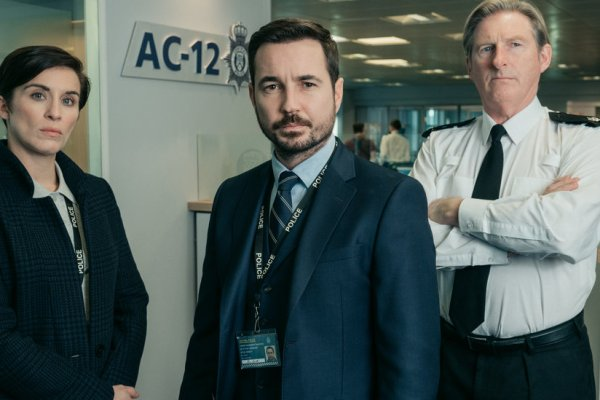 Critic's Pick: Review: Good Cop, Bad Cop, Crazy Cop in 'Line of Duty'