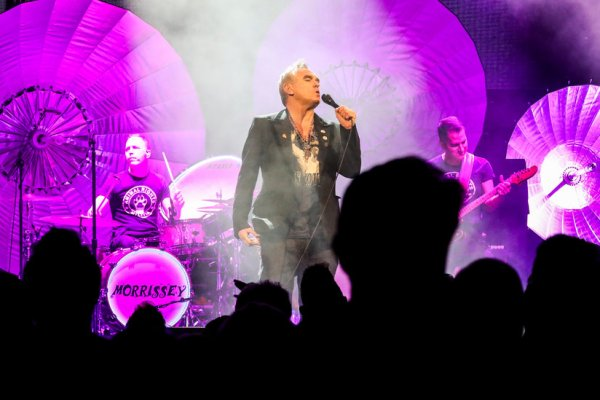 Morrissey Brings His Misery, and Melisma, to Broadway