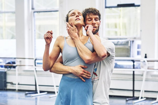 A Ballet 'Jane Eyre'? Reader, She Dances With Him