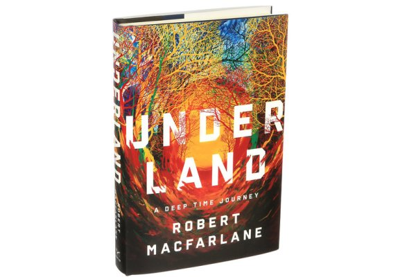 In 'Underland,' Excellent Nature Writing From Deep, Dark Places