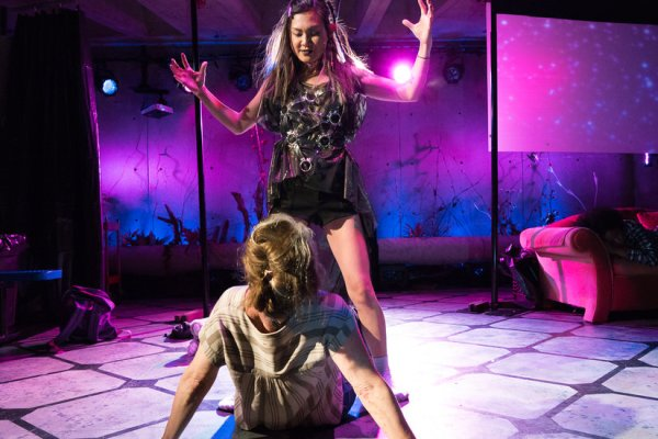 Review: In 'Pathetic,' a Retelling of Racine, Love Hurts