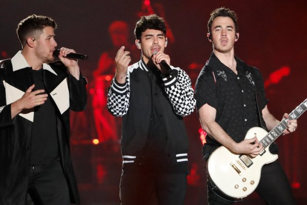 The Jonas Brothers Have a No. 1 Album for the First Time in a Decade