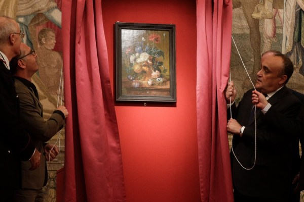 75 Years After World War II Theft, a Painting Returns to Italy