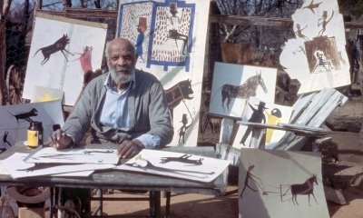 Bill Traylor's Outsider Art Veers Into the Mainstream