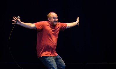 Louis C.K., Back on Tour, Looks to Accelerate His Comeback