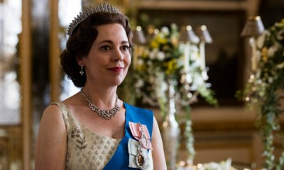 What's on TV Sunday: 'The Crown' and 'Man in the High Castle'
