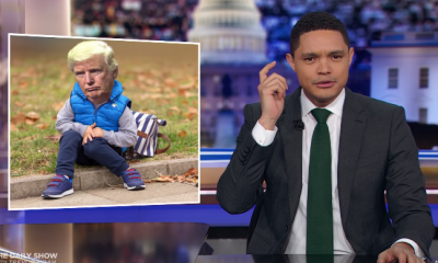 Late Night Can't Get Enough of World Leaders Laughing at Trump
