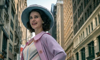 What's on TV Friday: 'Mrs. Maisel' and 'Wuthering Heights'