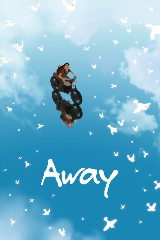 Away Gints Zilbalodis Animaze 2019