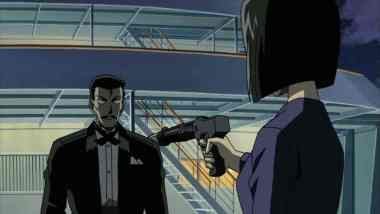 水平線上の陰謀 小五郎と秋吉さん