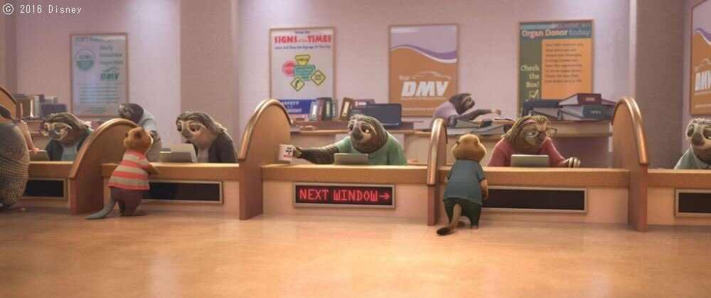 ナマケモノの免許センター_R