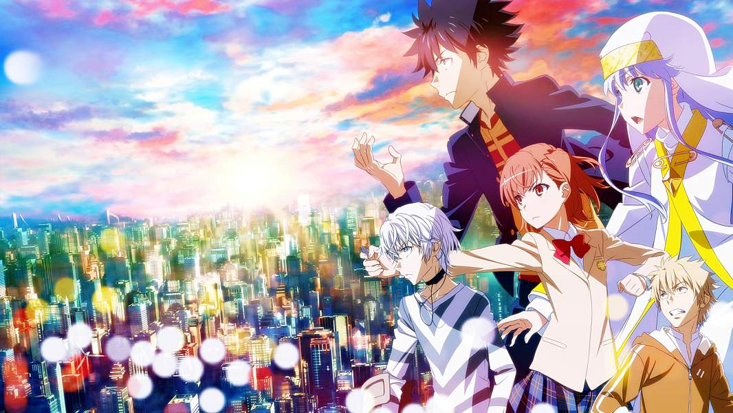 A Certain Magical Index Season 1 Review » Anime-TLDR com