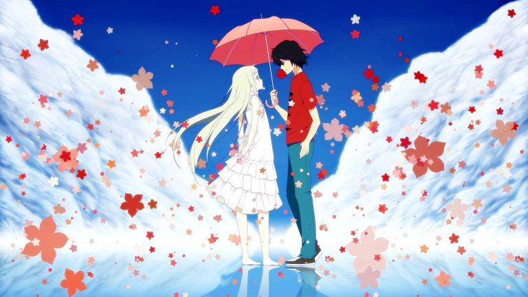 Anohana-WP12-O-768x432 Anohana Live Action TV Review