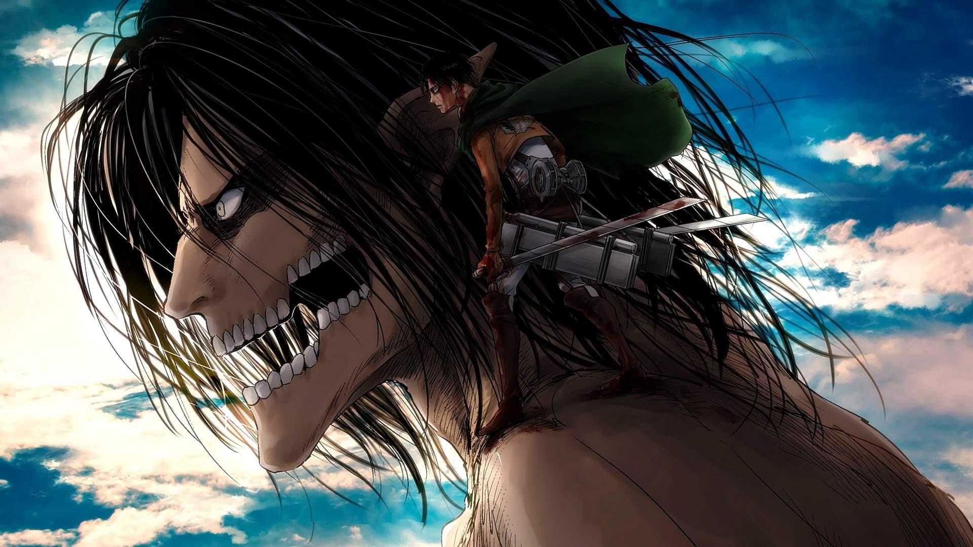 Attack on Titan Season 1 Review » Anime-TLDR.com