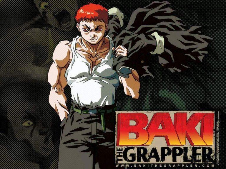 Baki-WP5-O-768x576 Baki the Grappler OVA 1 Review