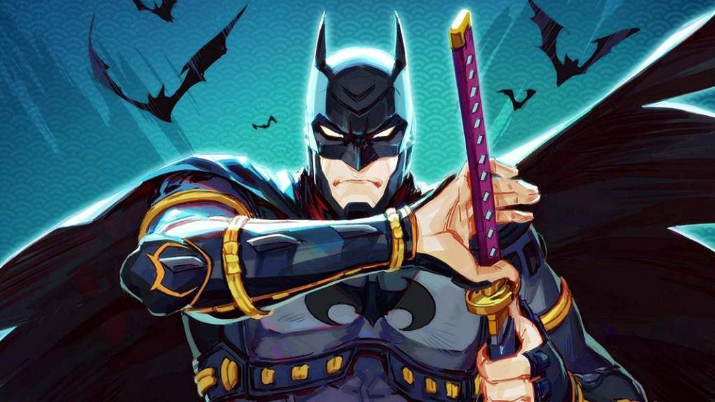 BatmanNinja-WP1-600 Restaurant to Another World Season 1 Review