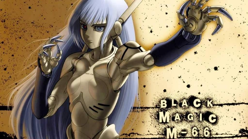 BlackMagicM66-WP4-600 Macross Plus Movie Review