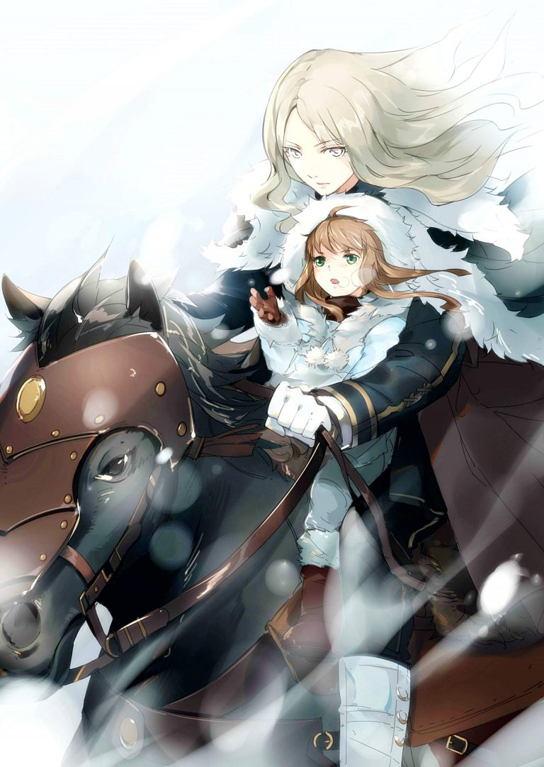 Claymore-WP19-O-768x1081 Claymore Season 1 Review