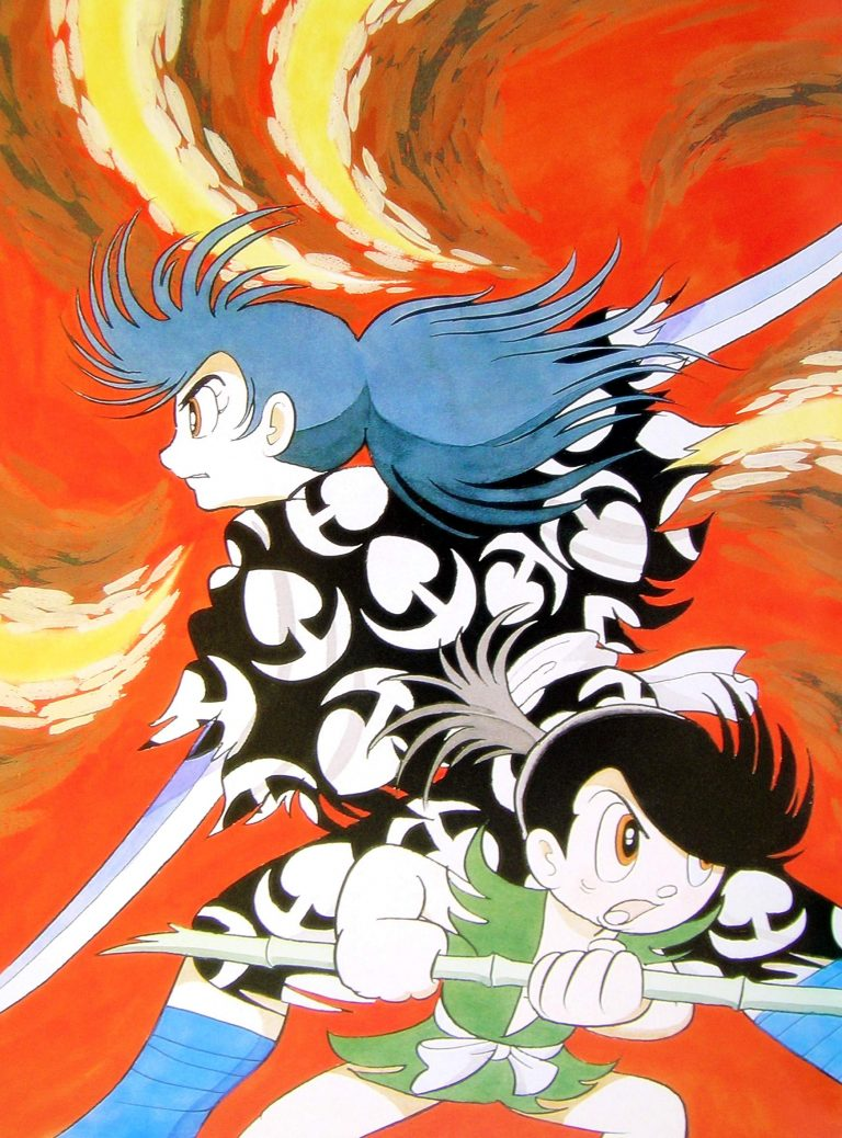 Dororo-WP2-O-768x1038 Dororo Season 1 (1969) Review