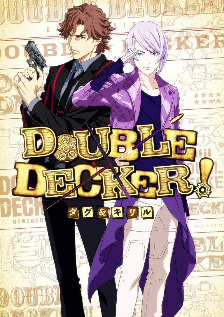 DoubleDecker-WP2-O-768x1087 Double Decker! Doug & Kirill Season 1 Review