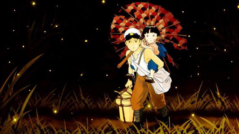 GraveoftheFireflies-Header-Movie1988-600-768x432 Anime by Genre