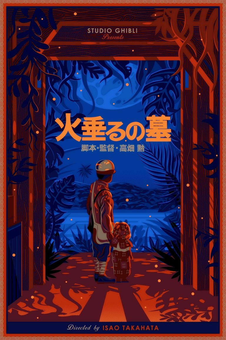GraveoftheFireflies-WP4-O-768x1152 Grave of the Fireflies Movie Review