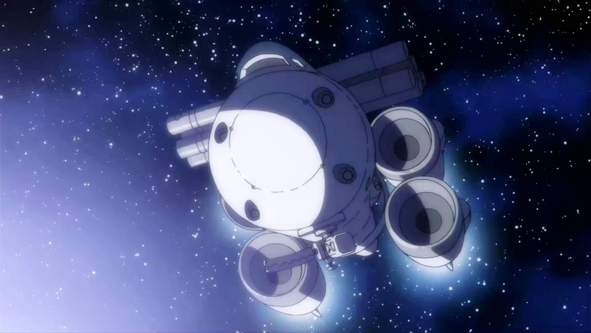 Gunbuster-OVA2-SS5-O Gunbuster OVA Series 2 Review